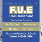 FUE Hair Transplant Permanent & Regrow